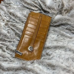 Hobo Linn Leather Card Holder